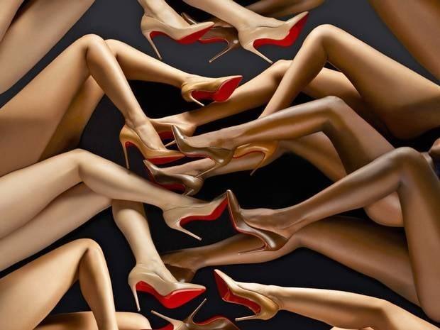 The New Nudes Collection, de Christian Louboutin (Foto: Divulgação)