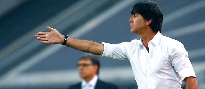 Joachim Low, Alemanha X Argentina (Foto: Agência Reuters)