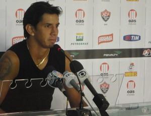 Victor Ramos; vitória (Foto: Raphael Carneiro/Globoesporte.com)