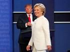 Hillary vence debate, mas com margem menor, diz CNN