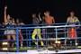 Daniela Mercury dança com cariocas do Passinho; veja (Paulo Mandarino / Ag News)