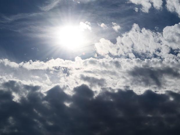 Em Aperibé, o calor também não dá trégua.  (Foto: Juliana Peçanha/Arquivo Pessoal.)