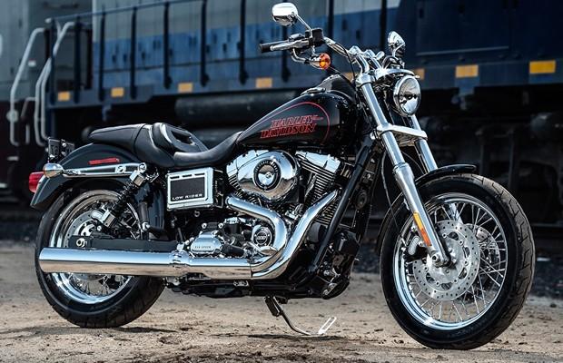 Harley-Davidson Dyna Low Rider (Foto: Divulgação)