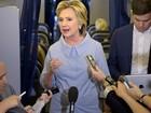 Hillary Clinton recusa convite de Peña Nieto para visitar o México