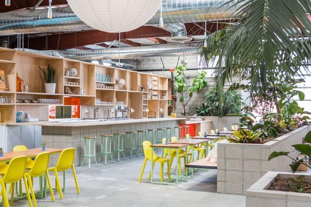 Restaurante The Springs (Foto: Laure Joliet/ divulgação)