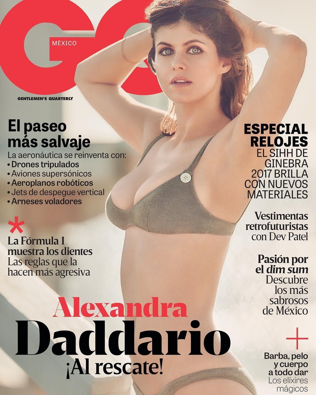 Alexandra Daddario (Foto: Reprodução/Instagram)