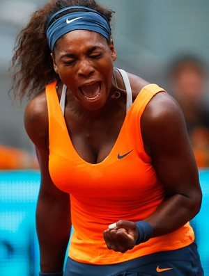 tênis serena williams wta de madrid (Foto: Agência Reuters)