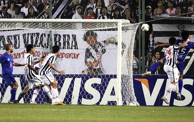 Libertad x Cruz Azul, Gerardo Flores  (Foto: Reuters)