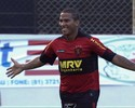 Acima do peso, Jael não viaja com Sport e fica fora do jogo com Bahia