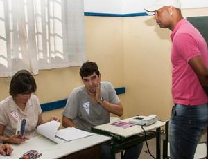 dinei eleições (Foto: Marco Ambrósio/Futura Press/Agência Estado)