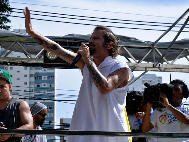 Saulo  (Foto: Sérgio Pedreira/Ag. Haack)