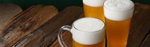COM ESPUMA: Saiba por que o colarinho faz bem para a cerveja (Shutterstock)