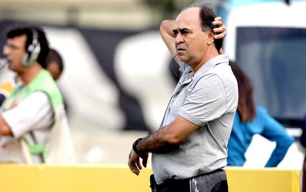 Marcelo Oliveira na partida do Vasco contra o Sport (Foto: Thiago Lontra / Agência O Globo)