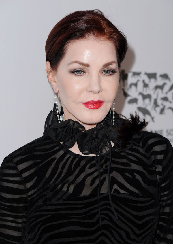 Priscilla Presley (Foto: Getty Images)