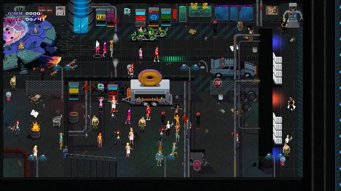 O divertido Party Hard (Foto: Divulgação/Pinoki Games)