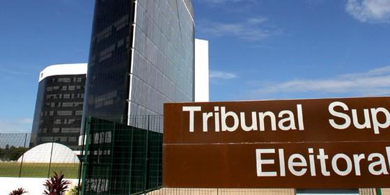 Fachada do TSE em Brasília (Foto: Roberto Jayme/ASICS/TSE)