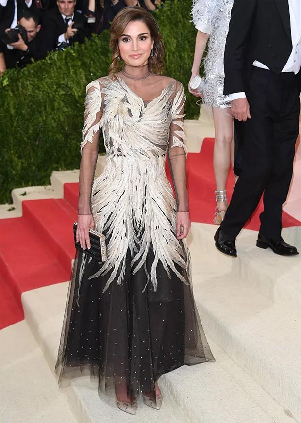 RAINHA RÂNIA (Foto: Getty Images)