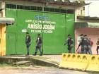 Vídeo mostra medo de presos transferidos após ameaças; VEJA