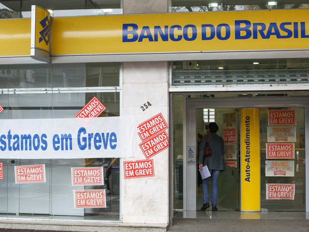 Greve dos bancários entra no sexto dia, sem perspectiva de retorno das neociações, diz sindicatos (Foto: Joka Madruga/Divulgação/ SEEB Curitiba)