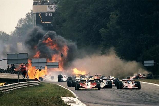Ronnie Peterson Monza Mundomoto