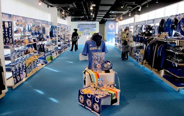 CT do Chelsea Mundial Japão (Foto: Cahê Mota / Globoesporte.com)