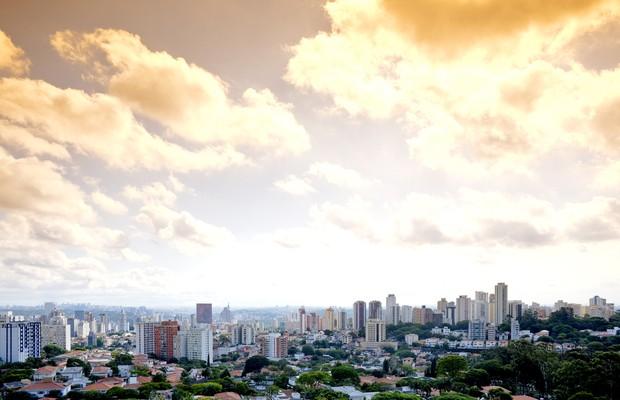 São Paulo_cidade_calor_prédios_ (Foto: Thinkstock/Getty Images)