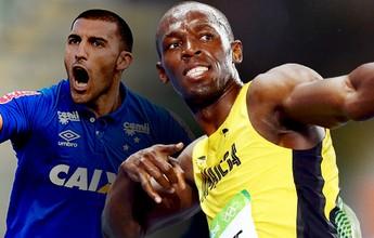 Efeito Bolt: Cruzeiro vive emoções  em alta velocidade no início dos jogos