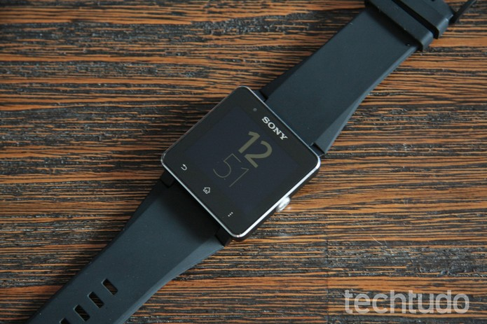 Smartwatch 2 (Foto: Luciana Maline/TechTudo)