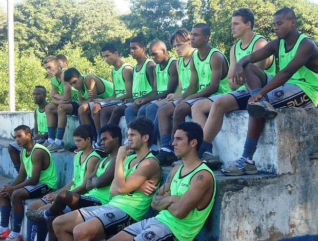 Reapresentação do Rio Branco-ES (Foto: Deysiane Gagno/Rio Branco A.C.)