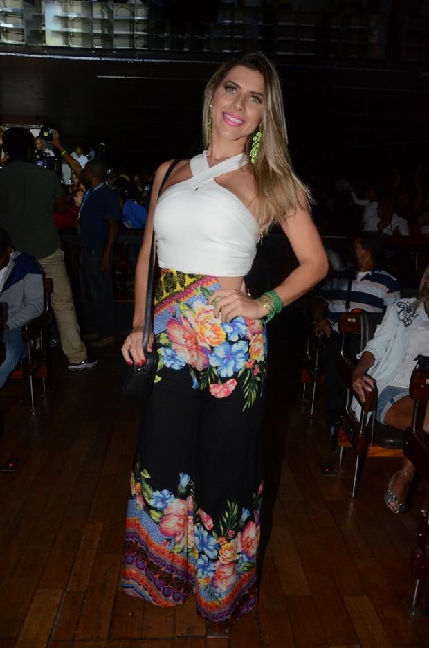 Ana Paula Minerato (Foto: Eduardo Martins / AgNews)