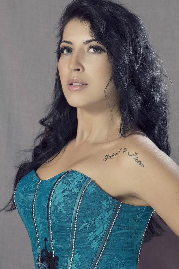 Priscila Pires (Foto: Marcus Mattos/ Divulgação)