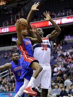 Emeka Okafor; Washington Wizards - aP (Foto: AP)