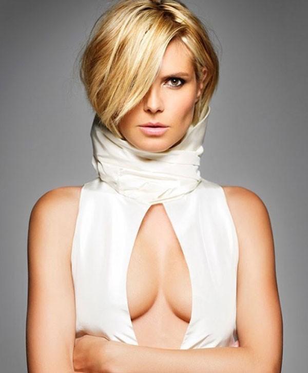A modelo Heidi Klum (Foto: Reprodução/Instgram)
