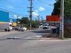 Ônibus é incendiado por criminosos em Marechal Rondon, diz PM