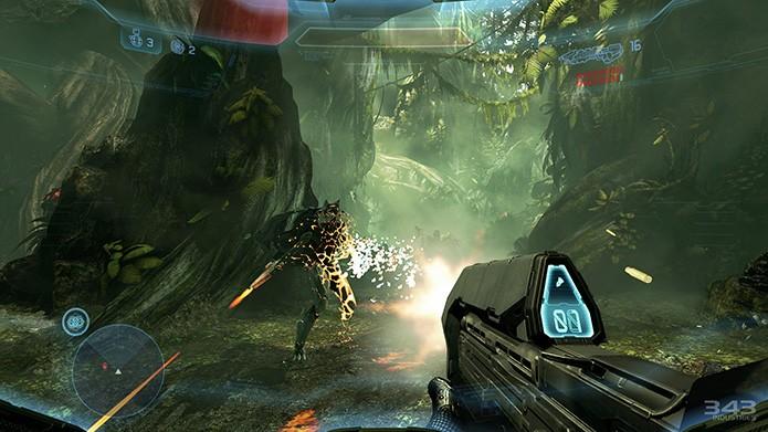 Halo 4 (Foto: Reprodução)