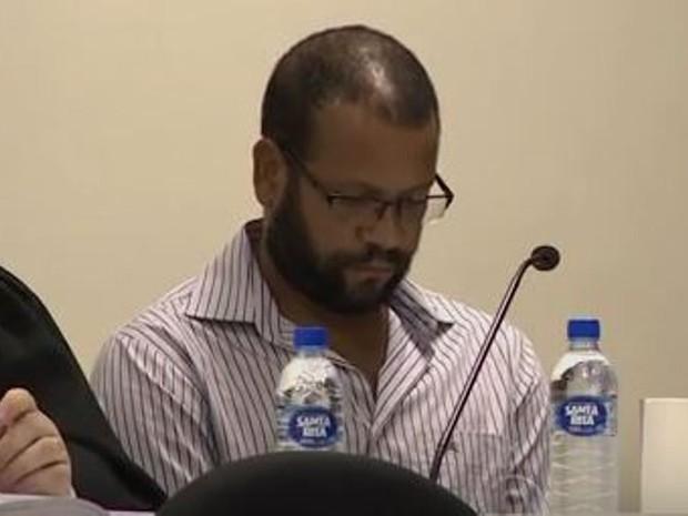Dudu foi atacante do Figueirense em 2011 (Foto: Reprodução/RBS TV)