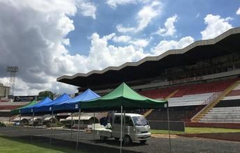 Velório de Gimenez no estádio Santa Cruz está previsto para domingo