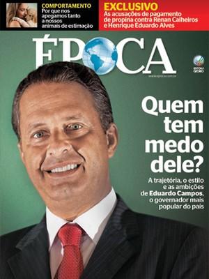 Capa 766 Assinante (Foto: Leo Caldas/ÉPOCA)