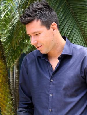 Doni, ex-goleiro da seleção brasileira (Foto: Cleber Akamine)