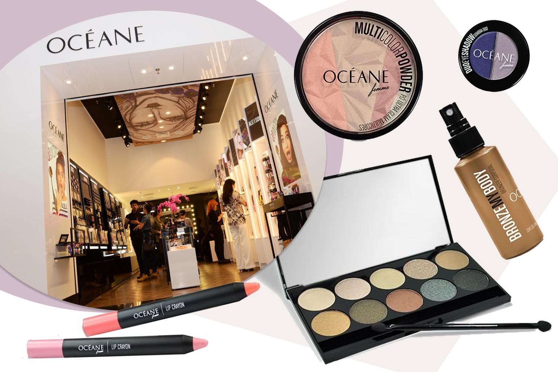Océane abre as portas de loja conceito no shopping Morumbi (Foto: Divulgação)