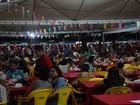 Festa de 20 anos da Arquidiocese de Palmas celebra diversidade cultural