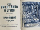 Oficina gratuita sobre como se projeta um livro acontece em Salvador