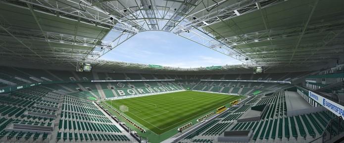 Borussia-Park (Foto: Divulgação/EA)