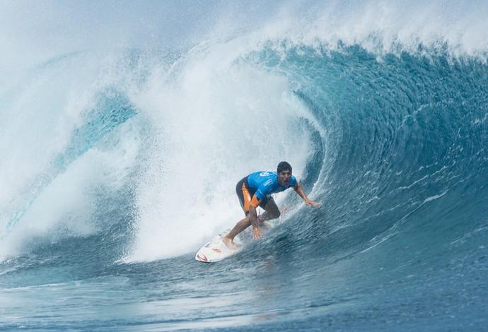 Gabriel Medina Mundial de Surfe Taiti (Foto: ASP/Robertson)