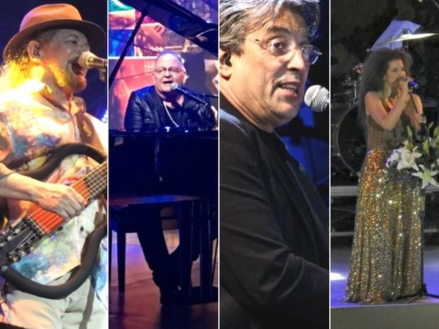 Natal Encantado terá shows de diversos artistas nacionais (Foto: Arte/G1 Bahia)