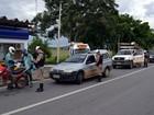 Situação das rodovias que cortam Valadares requer atenção, diz polícia
