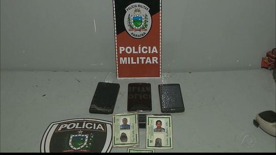 Trio é detido suspeito de roubo e desmanche de veículos em João Pessoa