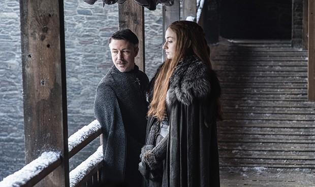 Sansa Stark, uma das candidatas ao trono de Westeros (Foto: Divulgação)