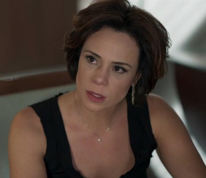 Ana fica chocada com a decisão de Miguel (Foto: TV Globo)