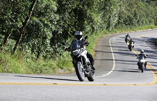 Honda NC 750X (Foto: Honda)